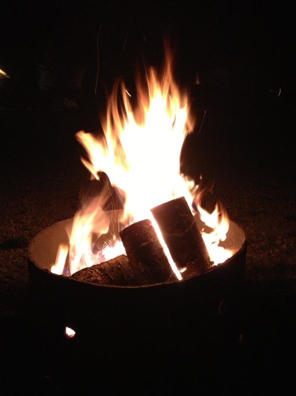 I like fire.