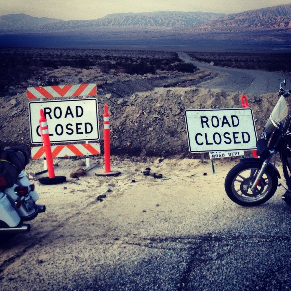 Road Closed :(